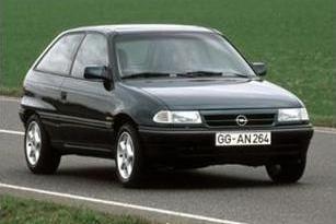 Astra F hatchback