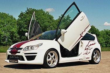 C4 coupé