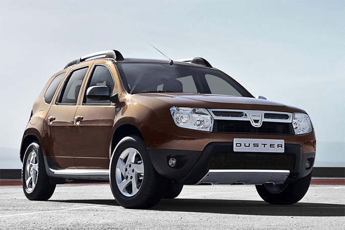 Duster 2010 - 2013