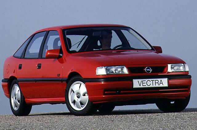 Vectra A (1988 - 1995)