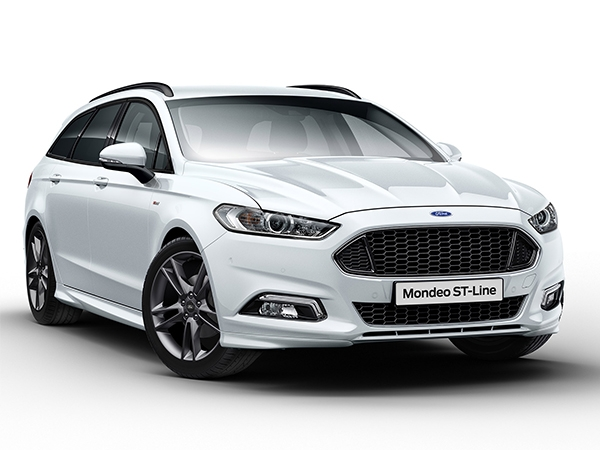 Mondeo Wagon 2014 - ..