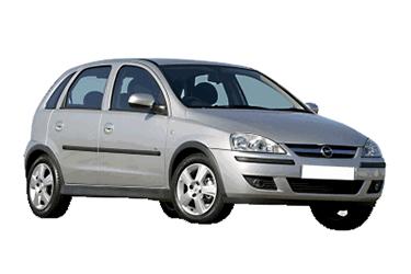 Corsa C (2000 - 2006)