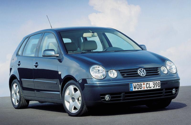 Polo 10/2001 - 05/2005