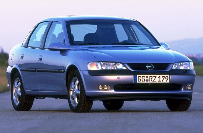 Vectra B (1995 - 2002)