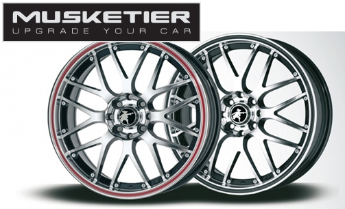 Musketier Wheels