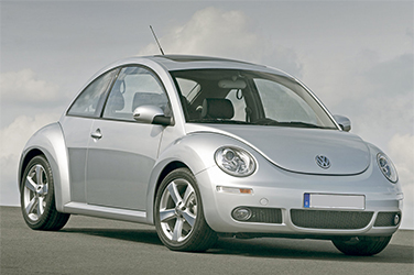 New Beetle 1998-2011