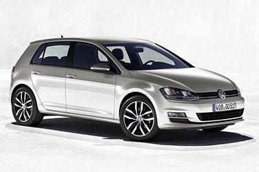 Volk Wagon Volkswagen Golf 7 Gti Interieur