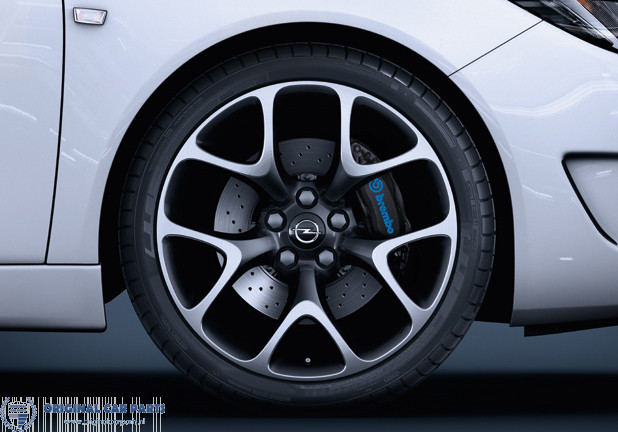 Opel Insignia A Opc 5 Spokes 20 Wheel Original Car Parts