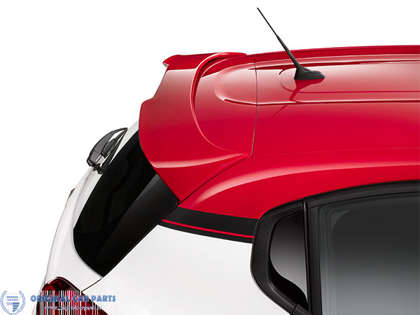 SPORT CSR X LINE DESIGN REAR ROOF SPOILER FOR VW TOURAN 1T 2003-2010 RACE