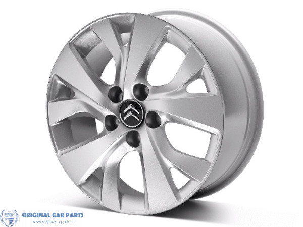 CITROEN C3 2002-2010 14 Luxury Wheel Trims//Hub Caps Set of 4