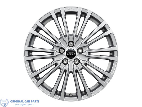 Ford Focus 2014 2018 Rs Alloy Wheel 18 Y 20 Spoke Silver