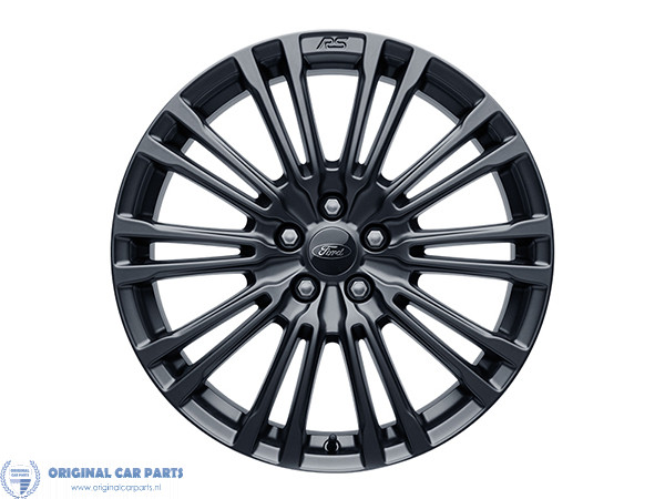 Ford Focus 2014 2018 Rs Alloy Wheel 18 Y 20 Spoke Black