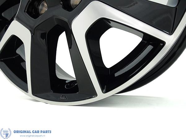 Fiat Ducato 2014 Alloy Wheels Set 16 Original Car Parts