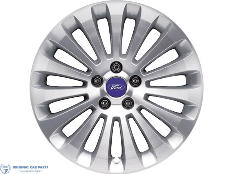 Ford Alloy Wheel 17 15 Spoke Design Silver Original Car Parts