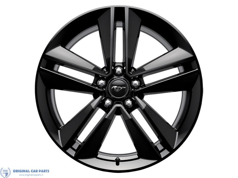 Ford Mustang Alloy Wheel 19 5 X 2 Spoke Design Black