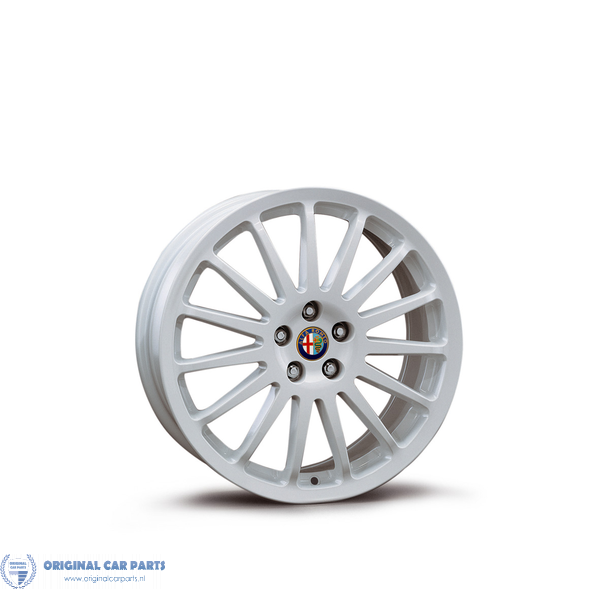 Alfa Romeo 147 Alloy Wheel Kit 17 5 Holes Original Car Parts
