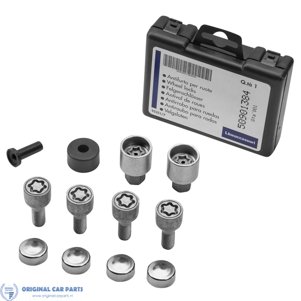 Fiat Ducato 2014 Wheel Locking Bolts For Alloy Wheels