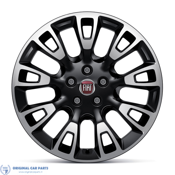 Fiat Doblo 2010 2016 Alloy Wheels Set 16 Original Car Parts