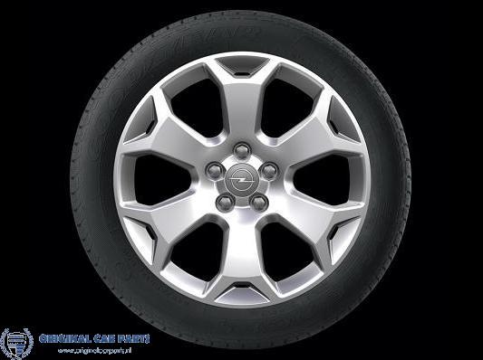 Opel Opc Wheel 18 Y Spoke Astra H Opc Vectra C Opc Zafira