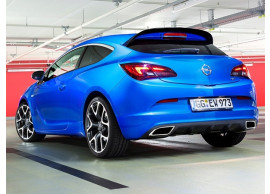13386262 Opel Astra J GTC achterlichten LED
