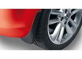 13432608 Opel Corsa E spatlappen achter