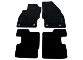 13444317 Opel Corsa E vloermatten zwart