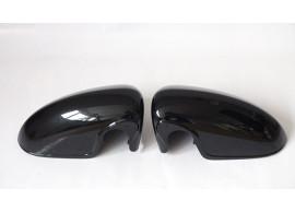 """13456294 Opel Corsa D / E spiegelkappen """"Carbon Flash"""""""
