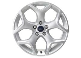 ford-focus-st-alloy-wheel-18-inch-y-5-spoke-design-silver 1543345
