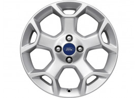 ford-alloy-wheel-16-inch-5-spoke-y-design-silver 2237363