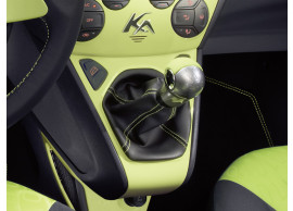 ford-ka-09-2008-2016-gaiter-for-gear-lever-knob-black-vinyl-with-jump-green-stitching 1561091