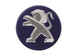 Peugeot naafkappen BLEU VIRTUEL 1608837080