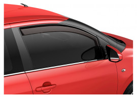 1611292280 Citroën C1 2014 - ..  wind deflectors 5-drs
