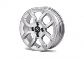 "Citroën C1 2014 - .. Magnet 14"" wheels"