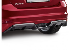 ford-focus-2011-08-2014-rear-bumper-skirt-with-high-gloss-black-diffuser-insert 1759541