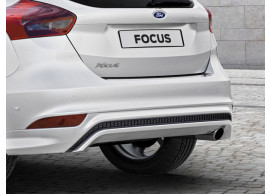 ford-focus-09-2014-2018-hatchback-rear-bumper-skirt-high-gloss-black-with-diffuser-insert 1876634