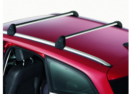 Easy Car Soft Roof Rack Bars 65kg Load For Audi A4 Saloon 2008-2015