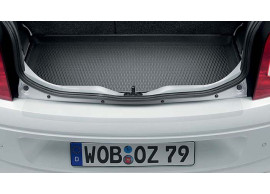 Volkswagen Up! beschermlijst achterbumper transparant