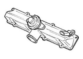 opel-egr-valve-op-intake-manifold-9128573
