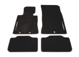 2M142ADE00 Hyundai Genesis Coup� (2012 - 2016) floor mats, velour, LHD