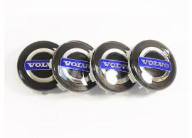 Volvo V60 hub caps, dark grey, set of 4 31428880