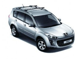 citroen-c-crosser-peugeot-4007-roof-base-carrier-without-roof-rails-9616W7