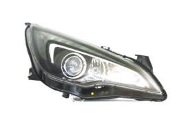 Opel Astra J GTC koplamp xenon/LED rechts 39035872
