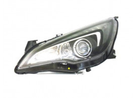 39035872 Opel Astra J GTC head light xenon