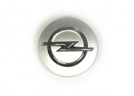 Opel hub cap 59mm Technical Grey 13373329