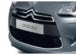 citroen-ds3-chrome-molding-for-the-grill-9424F5