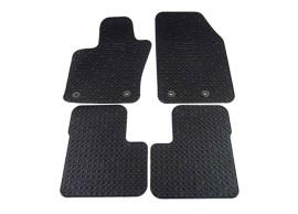 50927523 Fiat 500X vloermatten rubber