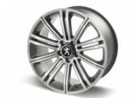 "Peugeot alloy wheel Original 18"""