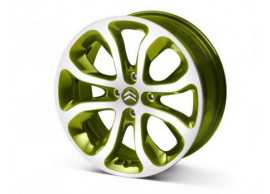 citroen-clover-17-4-holes-wheels-jaune-lacerta,-polished.-5402FQ