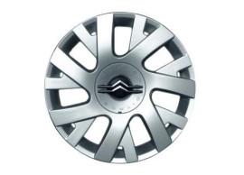 citroen-resolfen-17-4-holes-wheels-grey-5402K6
