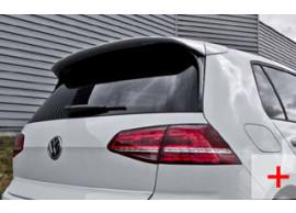 Volkswagen Golf 7 R / GTI achterruit spoilers 5G6805945D041 + 5G6805946C041